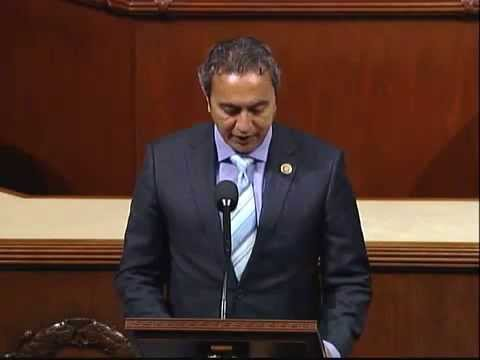 Rep. Bera congratulates the Pleasant Grove High School Boy's Basketball team