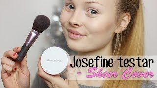 Josefine testar: Sheer Cover