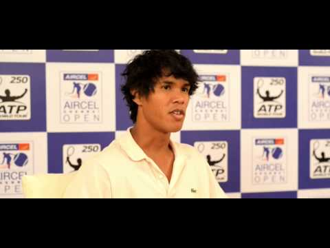 ACO 2013 Somdev Devvarman Interview