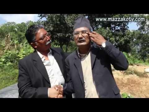 Prachanda and Baburam  (प्रचण्ड र बाबुराम यसरी मिले)