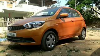 TATA TIAGO XT 1.2 REVOTRON 2016 MODEL COMPLETE REVIEW