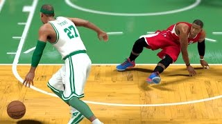 NBA 2K17 4K My Career - Heartbreaking Game Winner! PS4 Pro