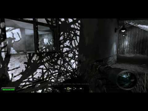 Call of Duty 4: Modern Warfare Gameplay (PC HD)