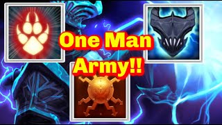 One Man Army || Ability Draft || Dota 2