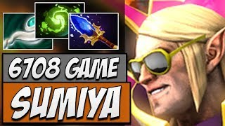 Sumiya Invoker - 6708 Matches | Dota 2 Gameplay
