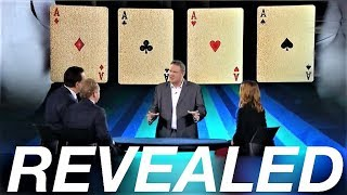 The Unexplainable Penn and Teller Card Trick REVEALED!