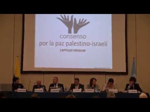 UN Meeting of Civil Society in Support of Israeli-Palestinian Peace - Mr. Leonel Groisman