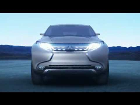 mitsubishi concept gr hev model all new triton 2014 ข้อมูล