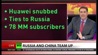 Russia rescues Huawei — US ban backfires