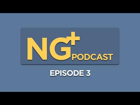 NG+ Beta Podcast #3: Dragon Ball Xenoverse, Amazon Buys Twitch, Mario Kart DLC, P.T.  & PS Vita
