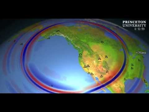 S0 News April 24, 2014: Canada Quake, Ice, Spaceweather
