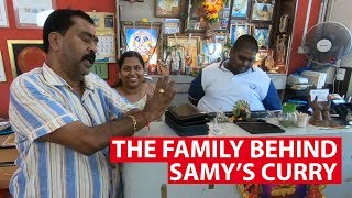 The Family Behind Samy's Curry | On The Red Dot | CNA Insider