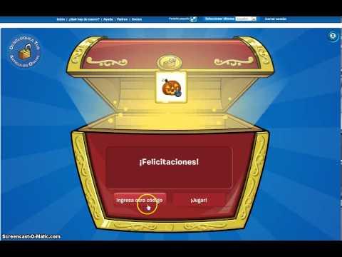 Códigos para desbloquear items gratis en Club Penguin