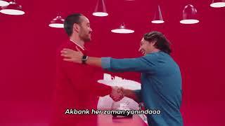 Akbank Şubeye gitmeden POS başvurusu Reklamı