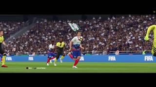 Cheeky chip finish by Kevin Gameiro FIFA 19