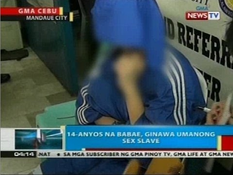 Bp: 14-anyos Na Babae Sa Mandaue City, Ginawa Umanong Sex Slave video