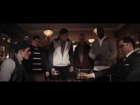 Kingsman: The Secret Service Official Trailer - In Cinemas Feb 12