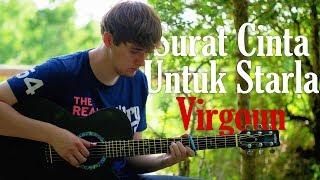 Download Lagu Surat Cinta Untuk Starla - Virgoun - Fingerstyle Guitar Cover Gratis STAFABAND