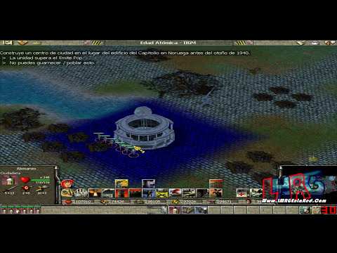 Empire Earth Campaña Alemana [Mision 5] En Castellano