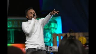 Keam Kym Performs On Churchill Show