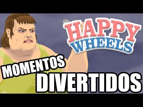 MOMENTOS DIVERTIDOS | HAPPY WHEELS #4