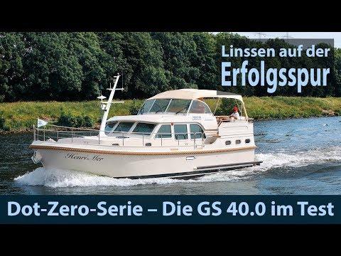 Linssen GS 40.0 AC | Test | Fahrbericht