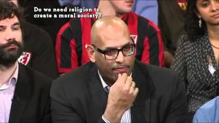 The Big Questions - Do we need religion to create a moral society