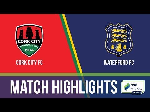 GW2: Cork City 0-2 Waterford