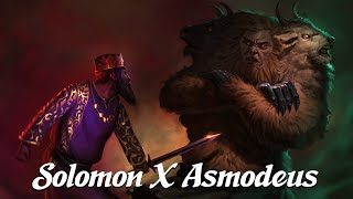 When Solomon Met Asmodeus [The Testament of Solomon] (Angels & Demons Explained)