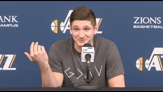 Grayson Allen—2019 locker room clean out