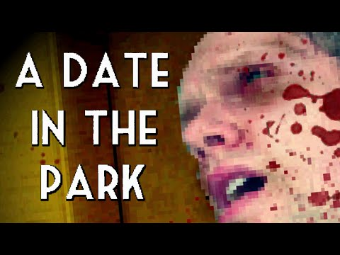 A DATE IN THE PARK - Creepy Free Point and Click