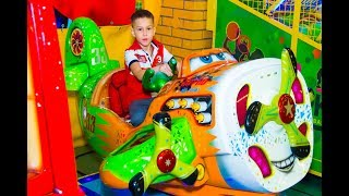 Outdoor Playground for children Family Fun/ Nursery Rhymes Songs for children. Funny Babies videos