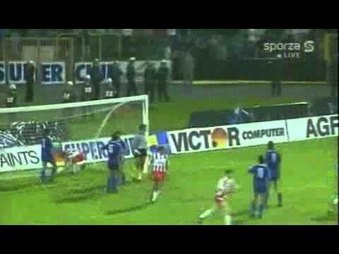19890926 | Uefacup | R.A.F.C. - Vitosha Levski Sofia | Sporza