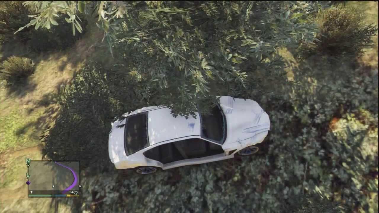 Gta Awesome Car Crashes