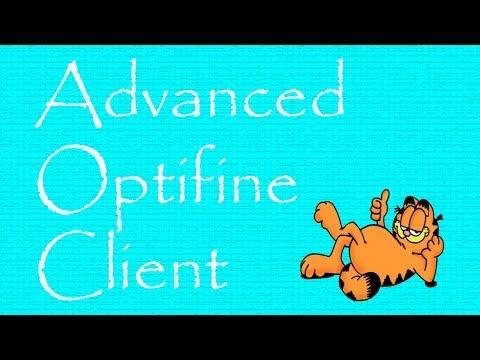 Minecraft - 1.7.2 - 1.7.5 Hacked Client - AOC: Advanced Optifine Client - WiZARD HAX
