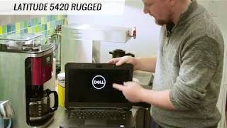 Stress Testing Dell's Rugged Laptops