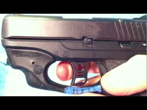 Ruger LC9 with RTK Tactical Trigger Review to Stock & Modified Triggers