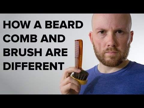 Beard Comb vs Beard Brush - What One Will Make Your Beard Look Better?