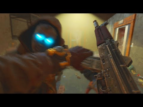 DIE RISE ZOMBIES REMASTERED CHALLENGE! (Call of Duty Black Ops 3 Zombies)