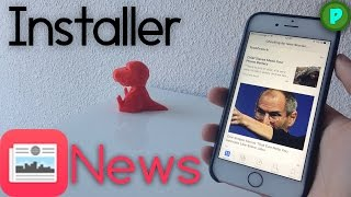 Comment installer l'application News d'Apple !