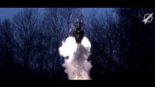 [ULTIMATIVE XMAS TREE ROCKET] Video
