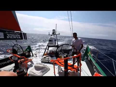 Nothing ventured, nothing gained - Volvo Ocean Race 2011-12