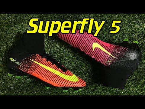 Nike Mercurial Superfly 5 - Review + On Feet