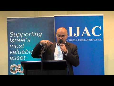 Jonathan Spyer on Israel's relationships with Asia amidst US regional disengagement