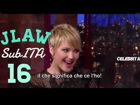 Jennifer Lawrence - I Momenti Migliori 16 SubITA