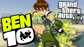 GTA 5 Mods - BEN 10