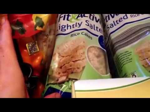 8.4.14 healthy Aldi's grocery shopping haul