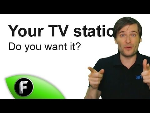 Create your own TV station from your YouTube videos! � http://www.goto.tm/fund/build-your-own-tv-station-from-youtube-videos Join our team! � http://www.free...