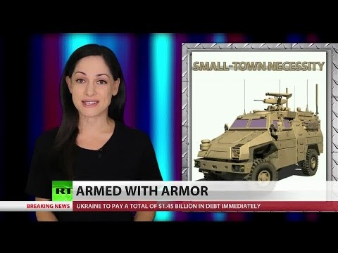 Cops send MRAP, SWAT to get money from 75-yr-old
