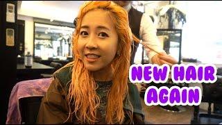 New Hair Again